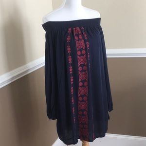Long sleeves dress NWT